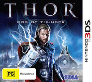 Thor 3DS AU cover