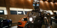 Iron Man Armor: Mark II/Gallery