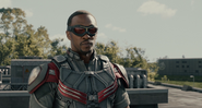 Sam Wilson (Falcon) - Ant-Man