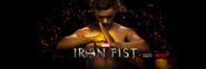 Iron Fist Banner Promo