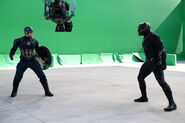 CW Behind the Scenes4