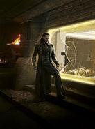Loki TDW Texless Poster