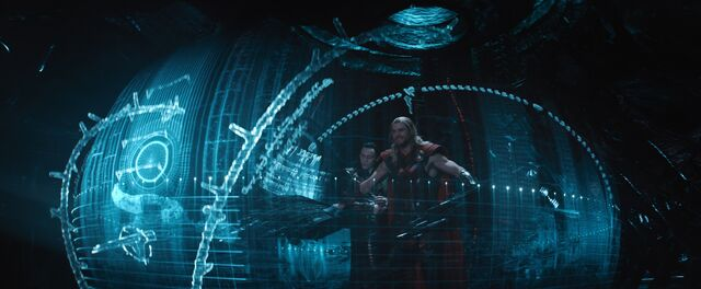 File:Loki and Thor in a Dark Elf Ship.jpg