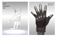 Glove concept