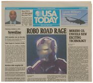Robo-Road-Rage