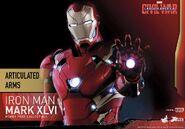 Iron Man Civil War Hot Toys 7