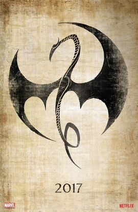 Iron Fist Poster 1