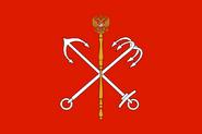 Flag of Saint Petersburg