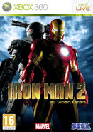IronMan2 360 ES cover