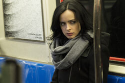 Jessica Jones screenshot