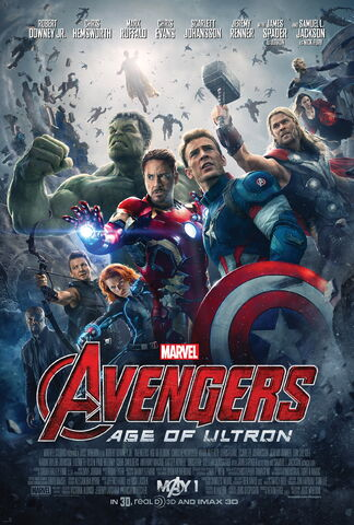 File:Avengers Age Of Ultron-poster1.jpg