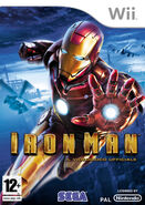IronMan Wii IT cover