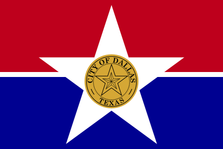 File:Flag of Dallas.png
