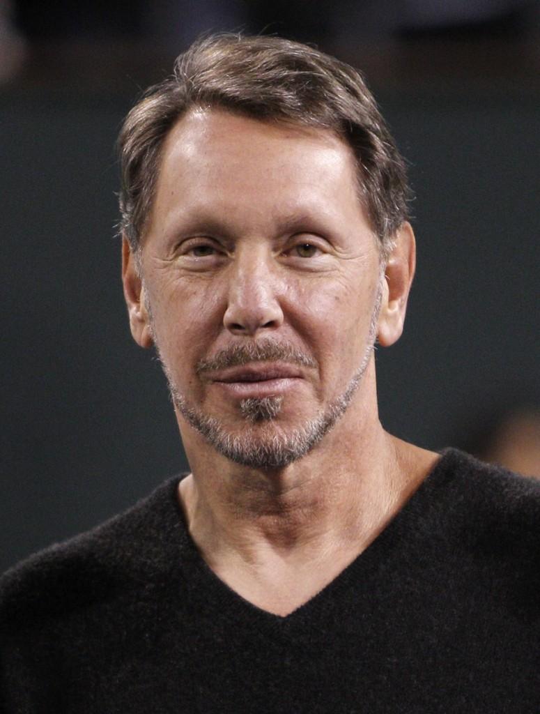 Image result for Larry Ellison