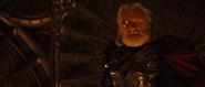 Odin looks