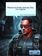 Falcon Cap 2 game