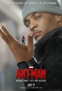 Ant-Man Dave poster
