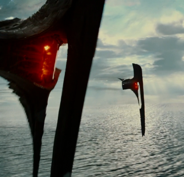 Image result for thor the dark world sword ship