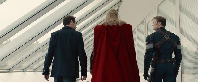 File:Avengers Age of Ultron Stark Thor Rogers.jpg
