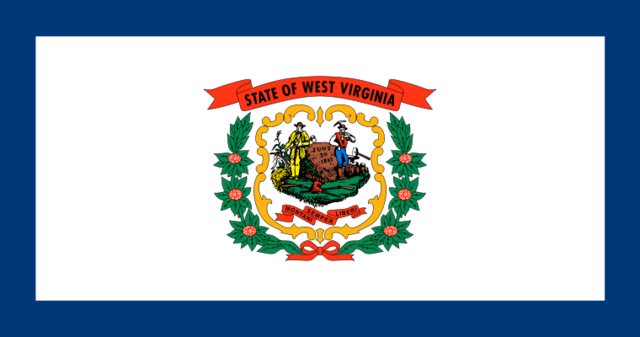 File:Flag of West Virginia.png