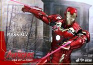 Mark XLV Hot Toy 8