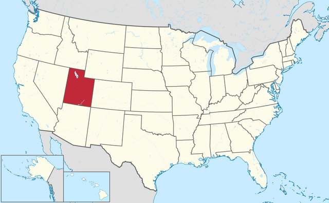 File:Map of Utah.png