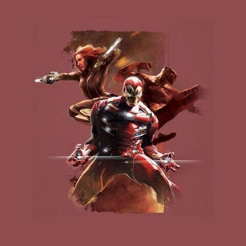 File:CW promo Iron Man Black Panther Black Widow.jpg