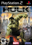 Hulk PS2 FR cover