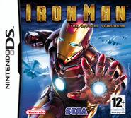 IronMan DS EU cover