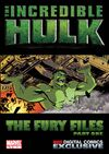 Incredible Hulk The Fury Files Vol 1 1