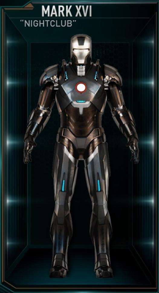 Iron Man  Le Guide des Armures édition Avengers  LÈre