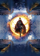 Doctor Strange Comic-Con Textless Poster