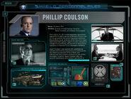 S.H.I.E.L.D. files Coulson