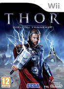 Thor Wii FR cover