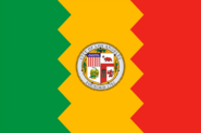 Flag of Los Angeles