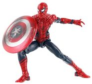 Marvel Legends Civil War Spider-Man