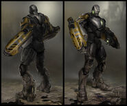 Mk 25 Concept Art