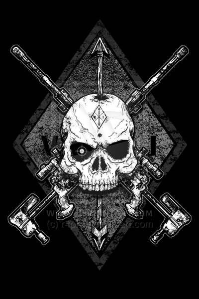 Sniper Skull File:sniper Skull by