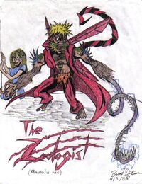 The Zoologist Final by heatstroke2008