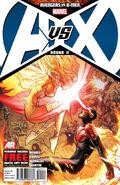 Avengers vs. X-Men Vol 1 11