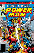 Power Man Vol 1 39
