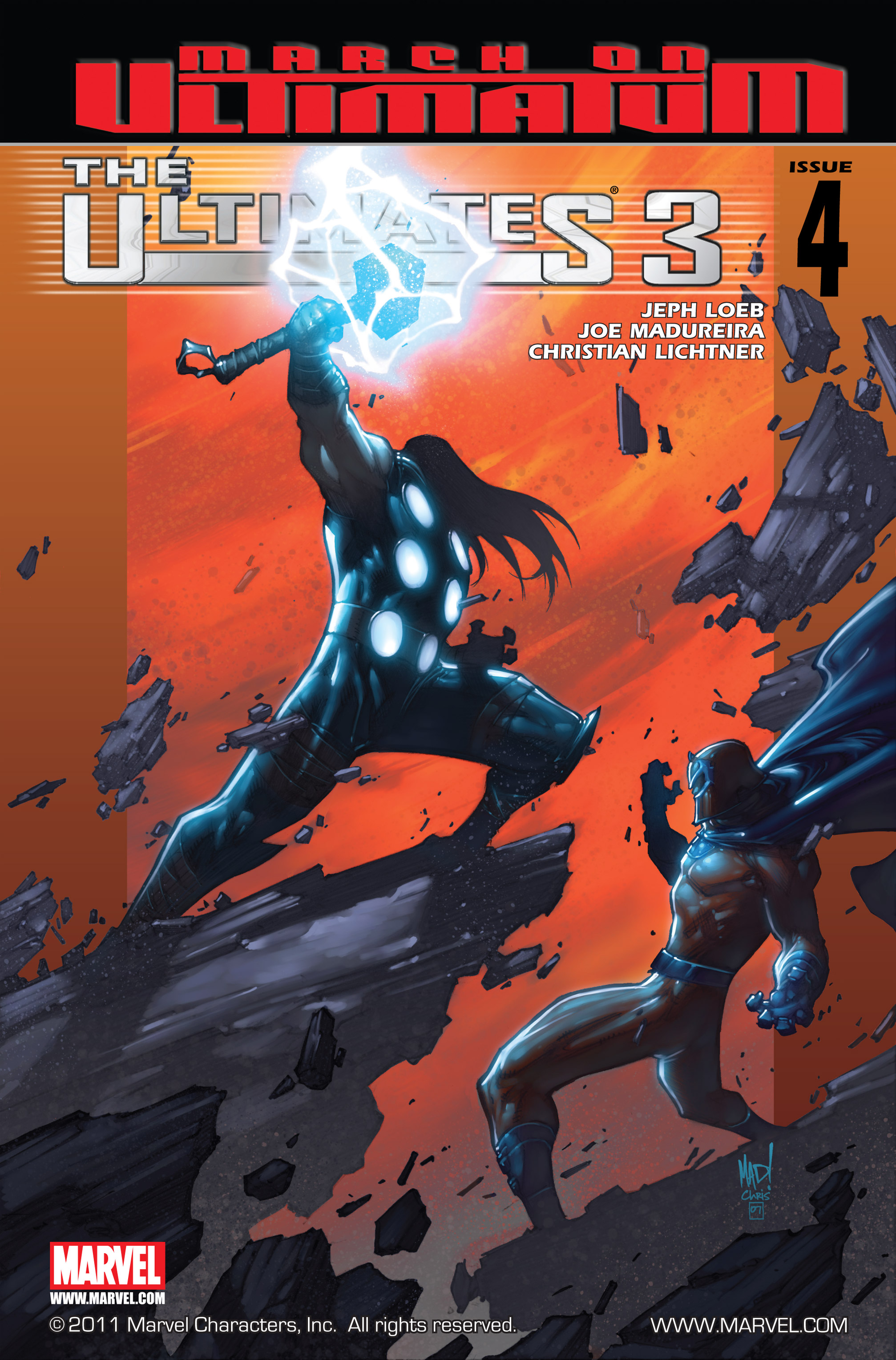 Ultimates 3 Vol 1 5 | Marvel Database | Fandom powered by Wikia