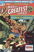 Marvel's Greatest Comics Vol 1 61