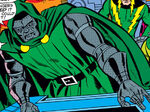 Victor von Doom (Earth-689) from Avengers Annual Vol 1 2 0001