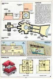 Avengers Compound from Official Handbook of the Marvel Universe Vol 2 1 003