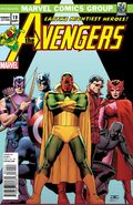 Avengers Vol 5 19 50 Years of Avengers Variant 2