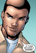 David Alleyne (Earth-616) from New X-Men Vol 2 1 0001