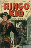 Ringo Kid Vol 1 1