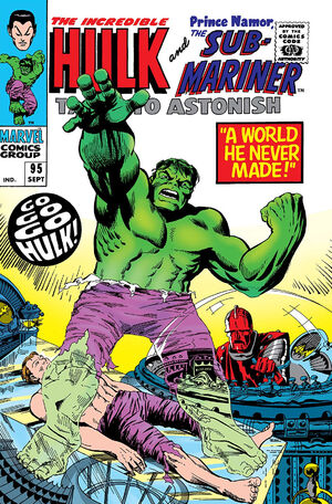 Tales to Astonish Vol 1 95