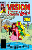 Vision and the Scarlet Witch Vol 2 3